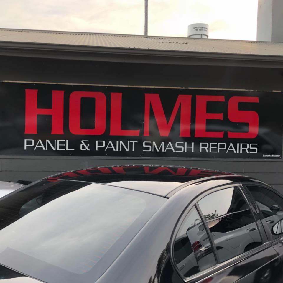 Holmes Panel & Paint Smash Repairs Photos