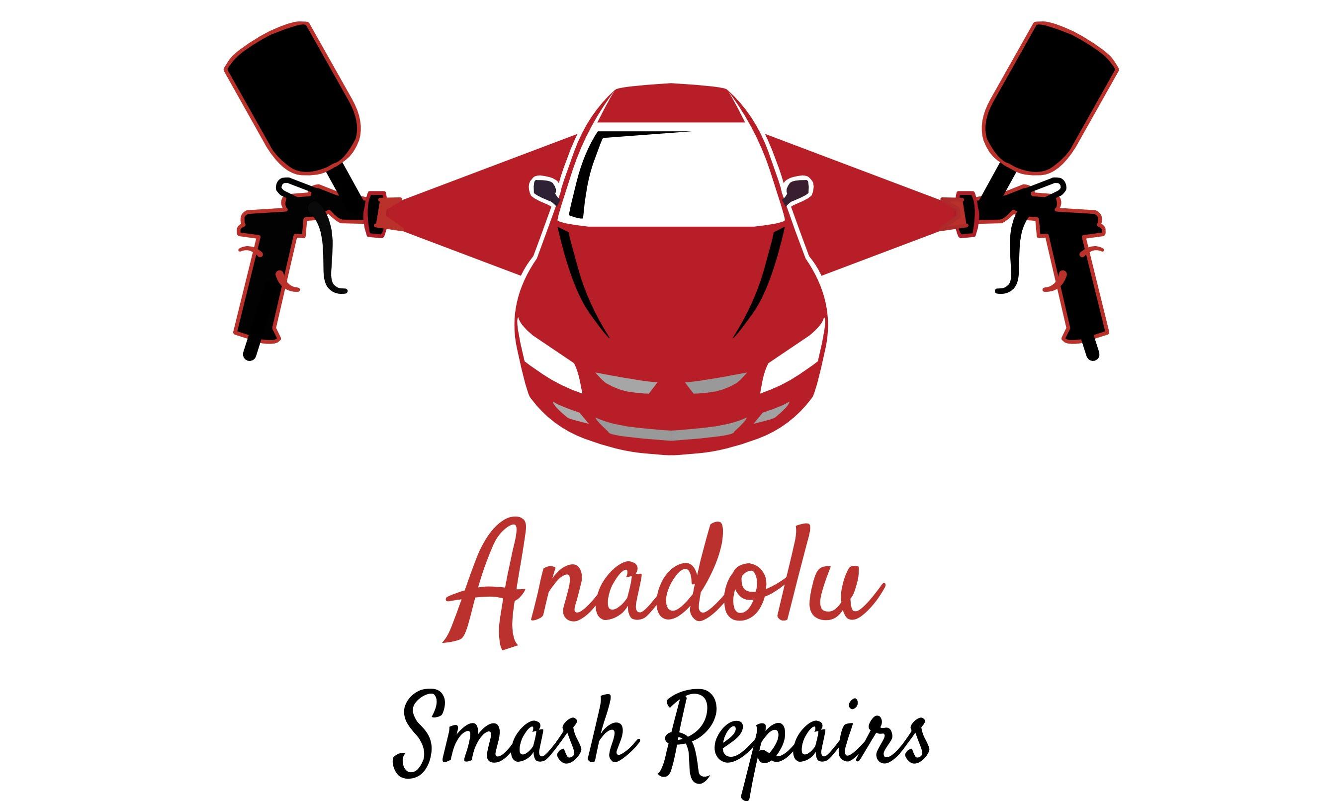 Anadolu Smash Repair  Logo