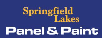 Springfield Lakes Panel & Paint Logo