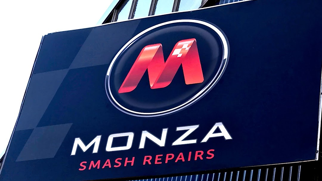 Monza Smash Repairs Photos