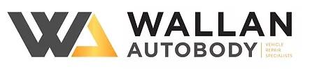 Wallan Autobody Logo