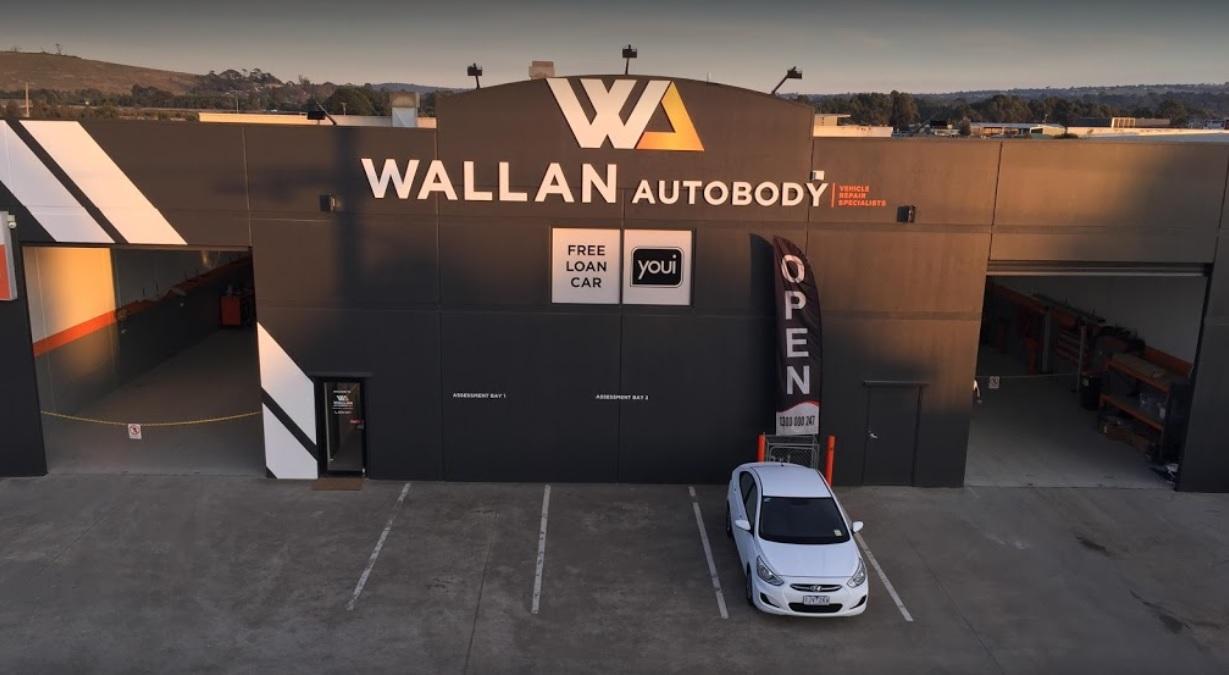 Wallan Autobody Photos