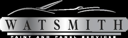 Watsmith Paint and Panel Logo