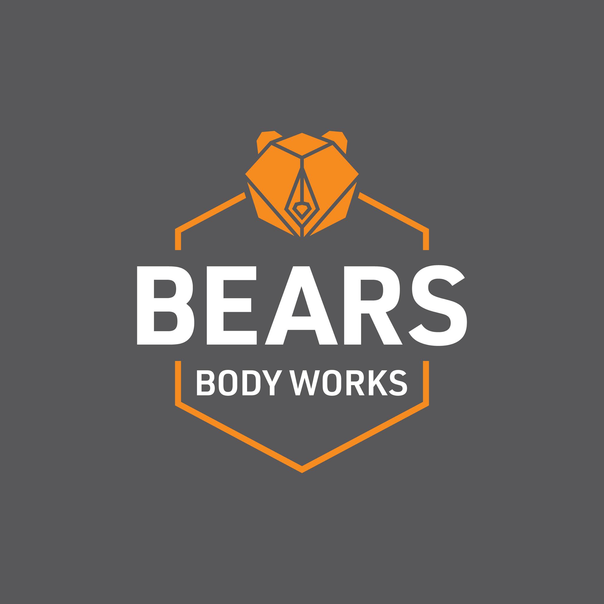Bears Bodyworks PSR Logo