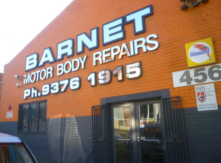Barnets Motor Body Repairs
