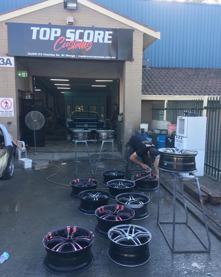 Top Score Smash and Customs Photos