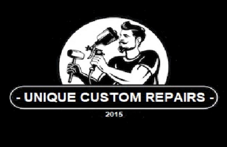 Unique Custom Repair Logo