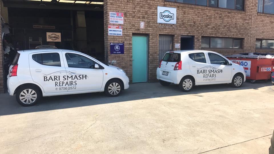 Bari Smash Repairs Photos
