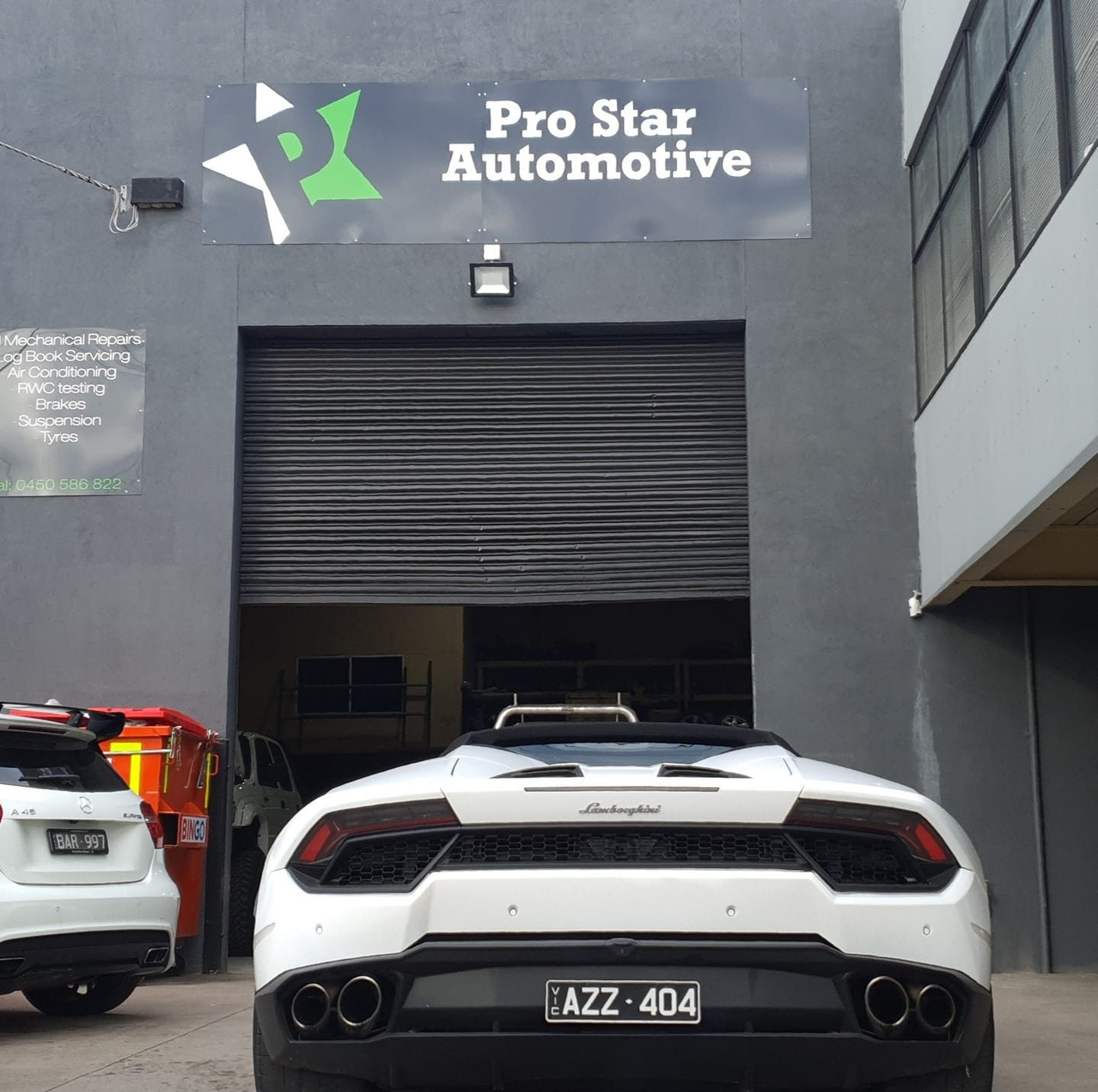Pro Star Automotive
