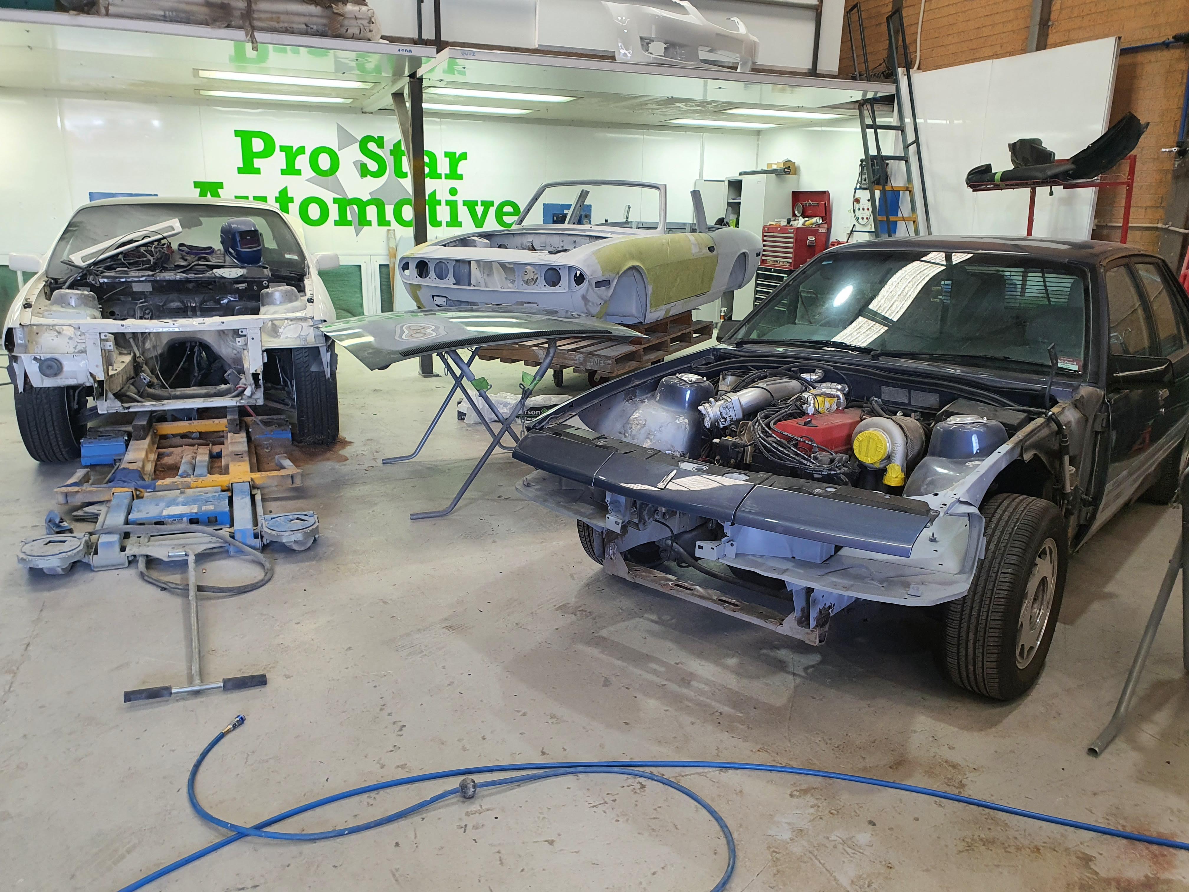 Pro Star Automotive  Photos