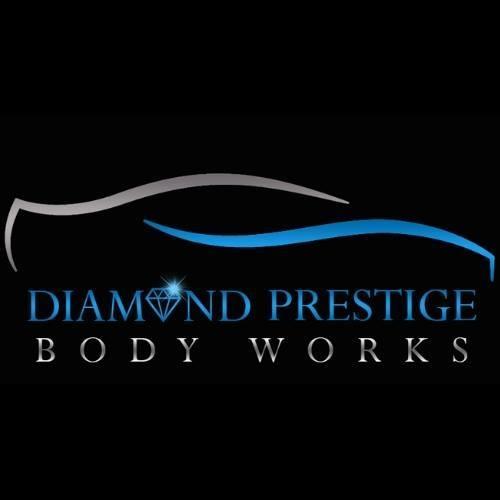 Diamond Prestige Body Works Logo