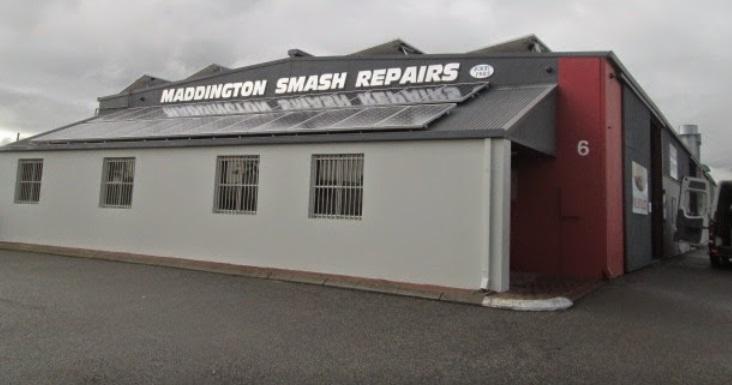 Maddington Smash Repairs Photos