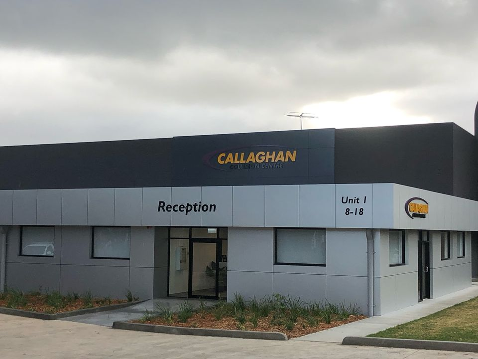 Callaghan Collision Centre