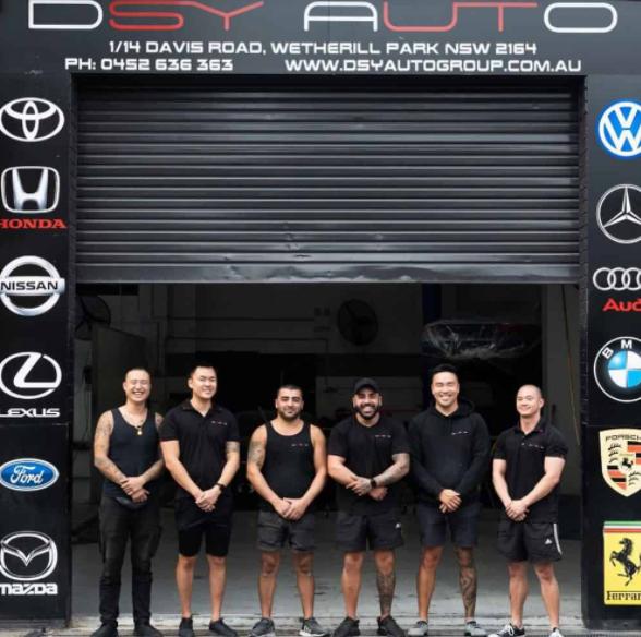 DSY Auto Group