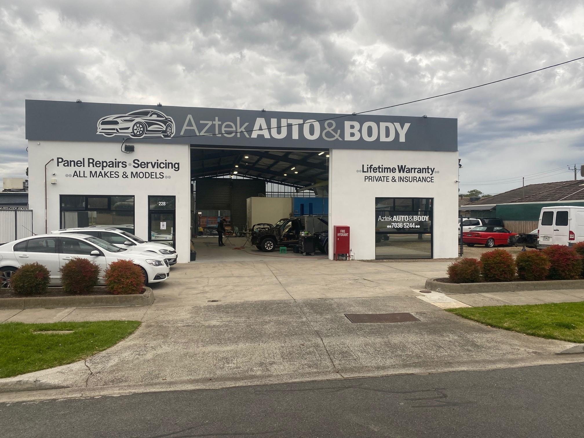 Aztek Auto Body