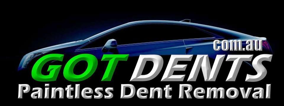 Got Dents Australia  Logo