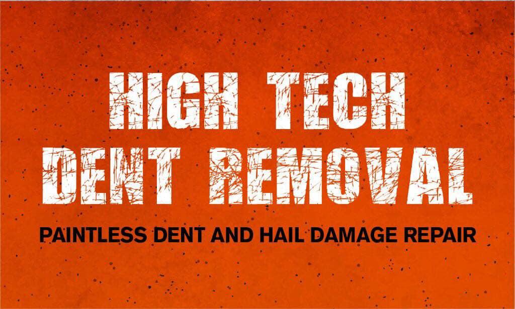 High Tech Dent Removal Logo