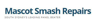 Mascot Smash Repairs Logo