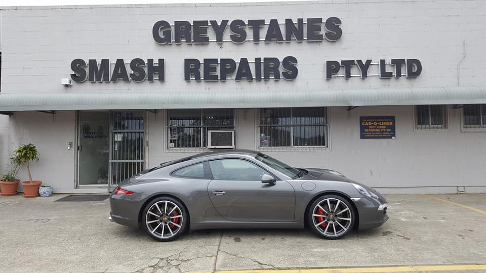 Greystanes Smash Repairs Photos