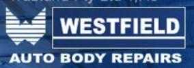 Westfield Auto Body Repairs Logo