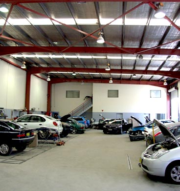 Westfield Auto Body Repairs Photos