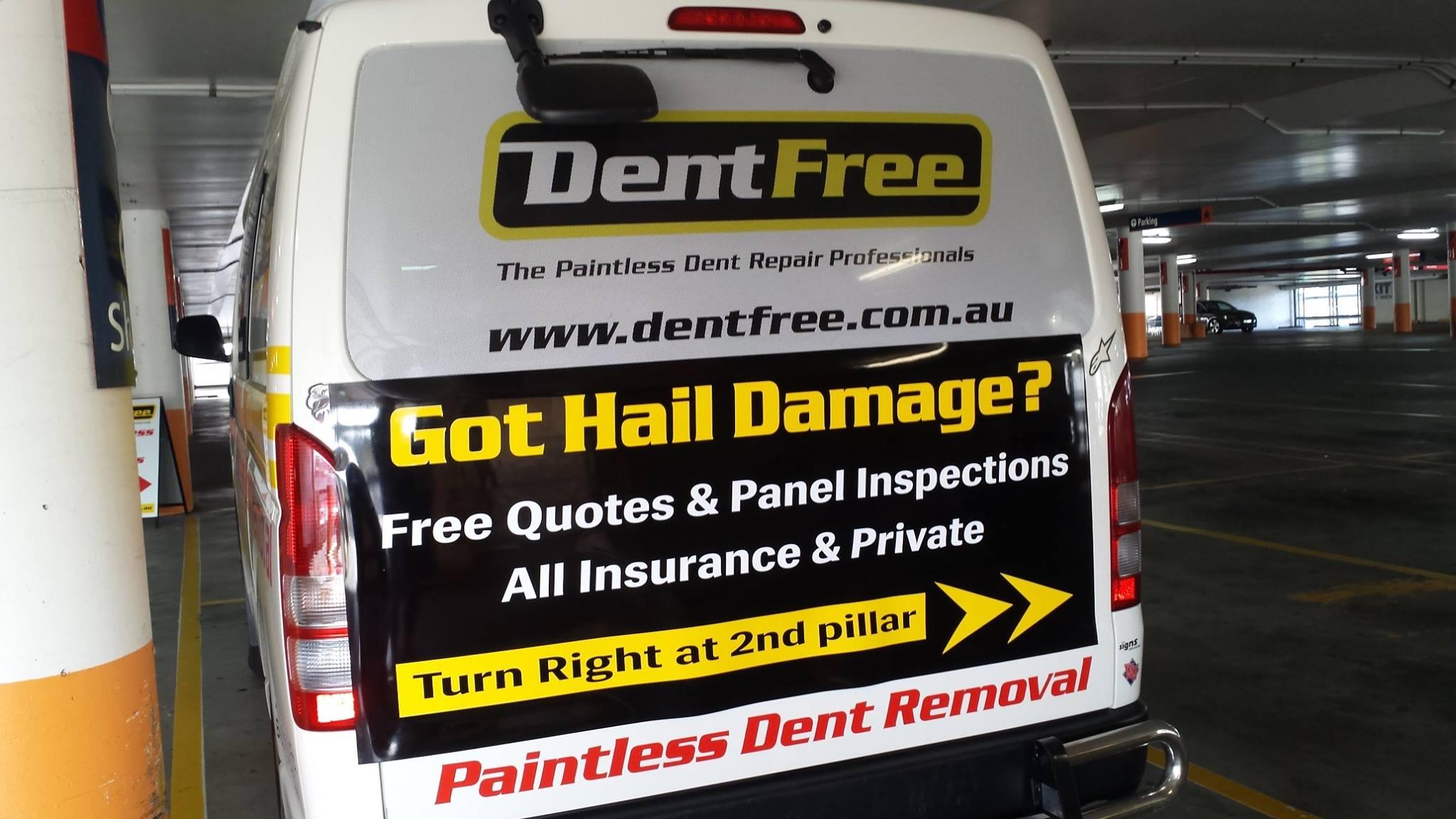 Dent Free Auto Tree Photos