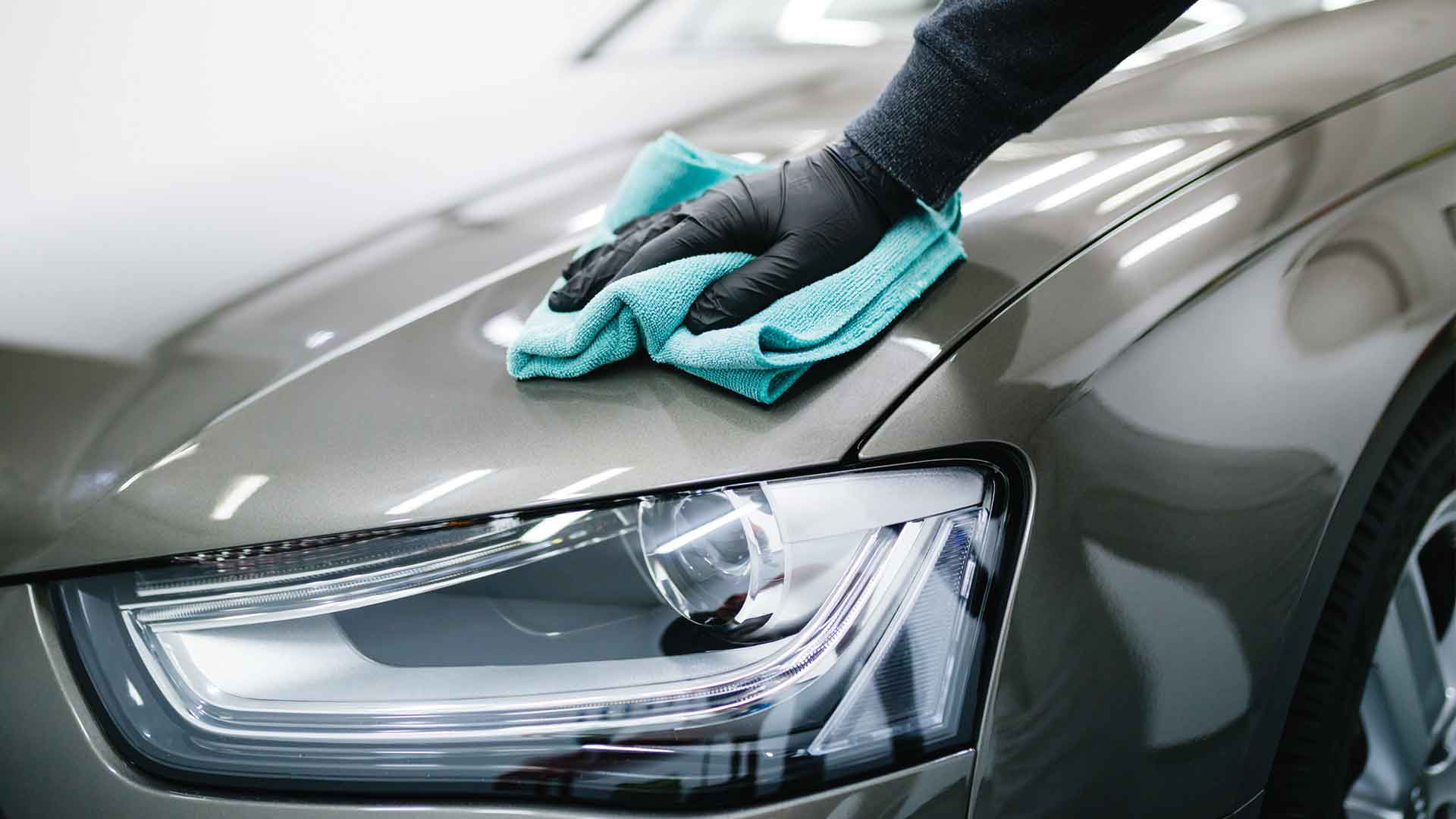Car Detailing Panel Beating Services