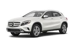 2017 White Mercedes-Benz GLA (250) Smash Repairs
