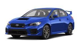 2012 Blue Subaru Impreza Smash Repairs