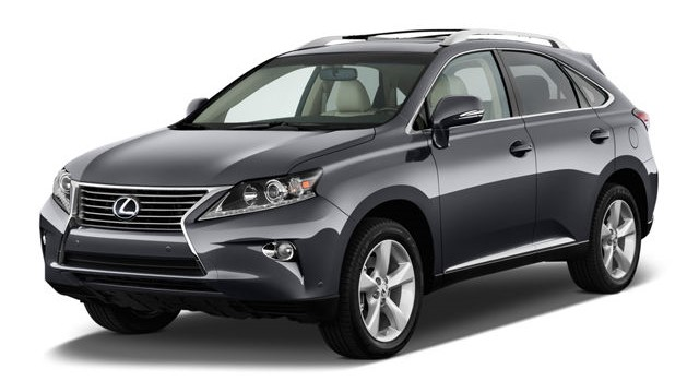 2008 Grey Lexus RX350 Smash Repairs