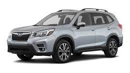 2019 Silver Or Chrome Subaru Forester Smash Repairs