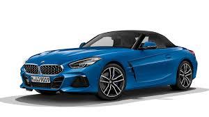 2019 Blue BMW Z4 (20i) Smash Repairs