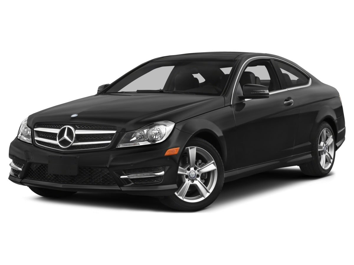 2015 Black Mercedes-Benz C Class (250) Smash Repairs