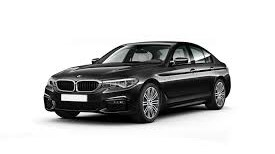 2014 Black BMW 5-Series Smash Repairs