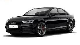 2012 Black Audi A4 Smash Repairs