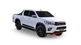 2014 White Toyota Hilux (150 Series) Smash Repairs