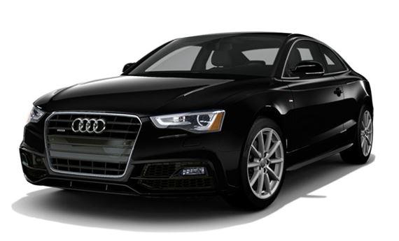 2013 Black Audi A5 Smash Repairs