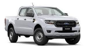 2019 Silver Or Chrome Ford Ranger Smash Repairs