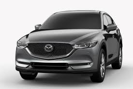2019 Bronze Mazda CX-5 Smash Repairs
