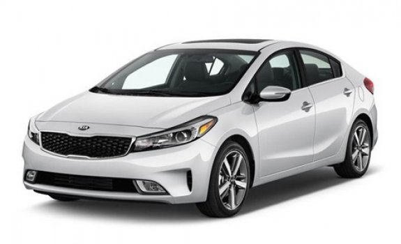 2015 White Kia Cerato Smash Repairs